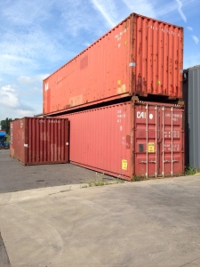 TWEEDEHANDS ZEECONTAINERS