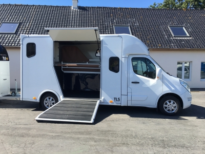 paardencamionette