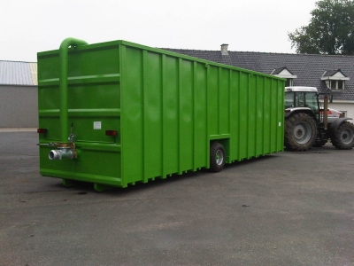 WACHT / MESTCONTAINER